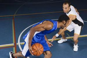 Différents Crossovers Basketball