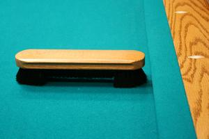 Comment installer feutre sur une table de billard en ardoise article team - Comment fabriquer une table de billard ...