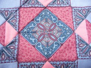 Comment prendre le Math Out de faire Patchwork Quilts