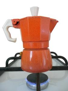 How to Use a 2 Part Stove Top Coffee Maker [article] - Teamdemise.com