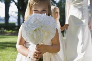 Fournitures pour Paniers Flower Girl