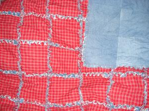 Instructions Rag Quilts