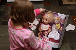 Comment faire Baby Alive Lecture Doll alimentaire